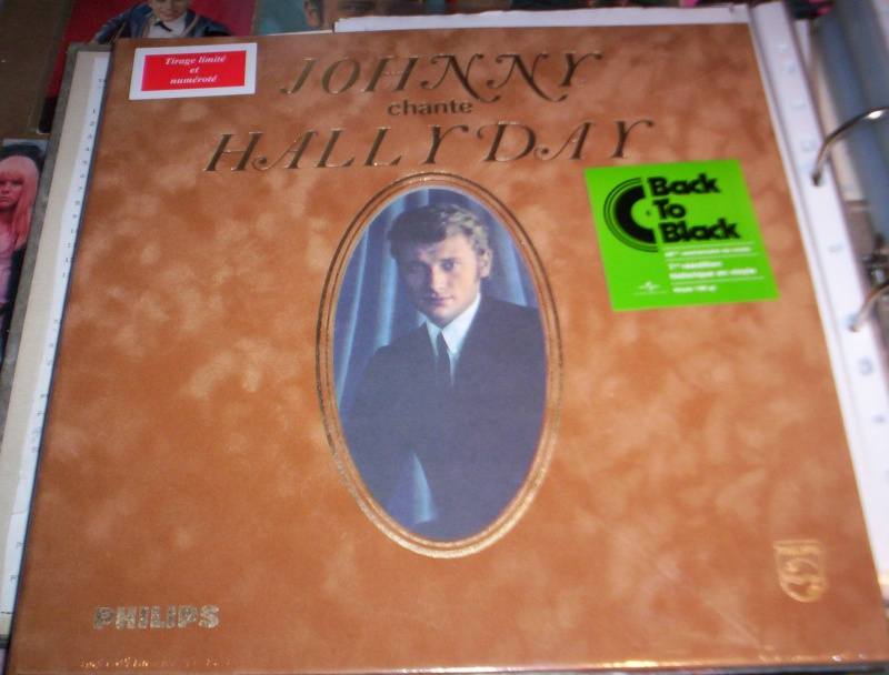 Johnny chante Hallyday LP Raadit11
