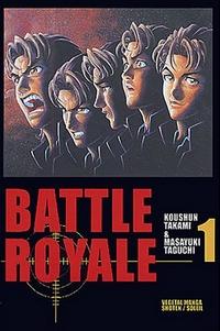 BATTLE ROYALE (Tome 1) de Koushun Takami et Masayuki Taguchi 41fxmg11
