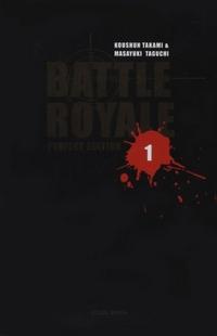 BATTLE ROYALE (Tome 1) de Koushun Takami et Masayuki Taguchi 51guvt12
