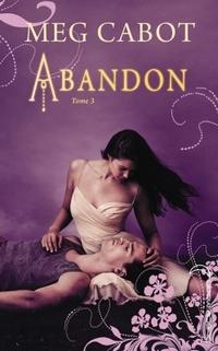 ABANDON (Tome 3) de Meg Cabot 81gus912