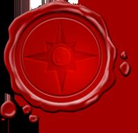 Missive cachetée du sceau de la Croisade d'Argent 94265914