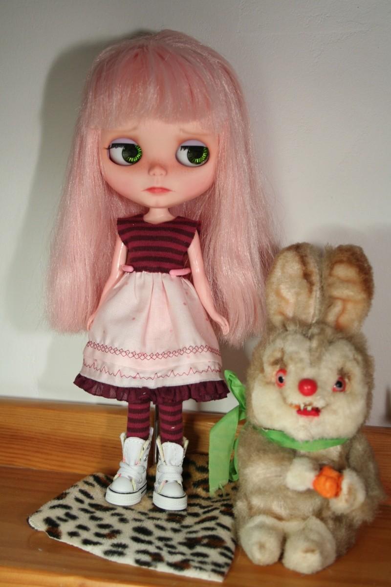 Après Lilly, voici Rose et Maggy mes nouvelles custo Img_8712