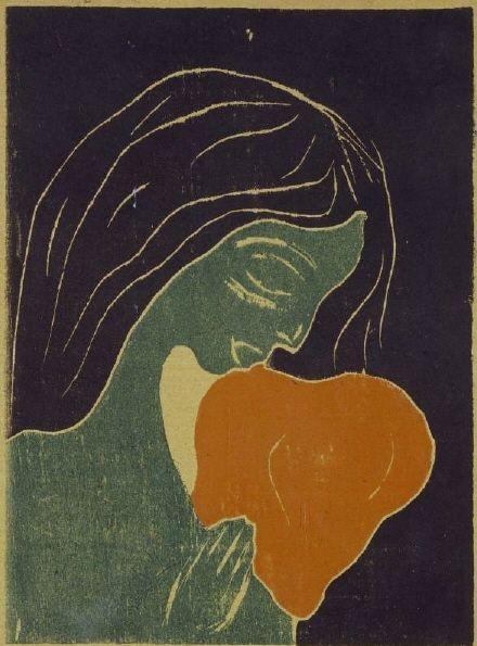 L'Amore nei Quadri - Pagina 3 Munch10