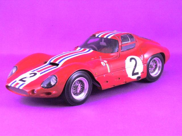 Maserati 151/1 24 h du Mans 1963 - Kit Profil 24 au 1/24ème Imag0110
