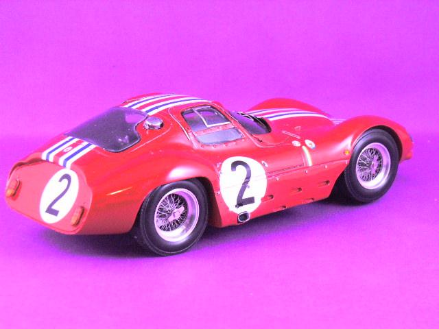 Maserati 151/1 24 h du Mans 1963 - Kit Profil 24 au 1/24ème Imag0112