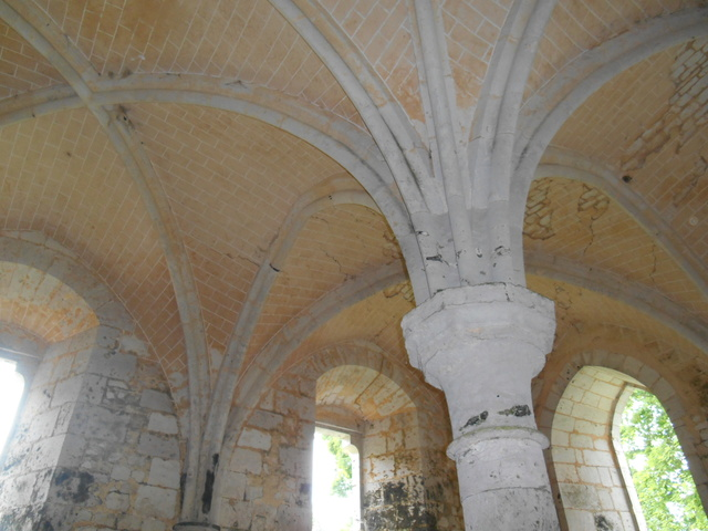 Week end à l'Abbaye de la Fontaine Guérard Dscn5118