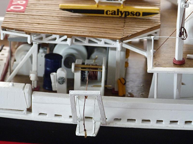 la calypso - La CALYPSO 1/50 33910