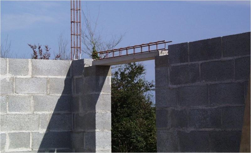 AUTO-CONSTRUCTION :  LA MAISON D'EN FACE - Page 4 Const154