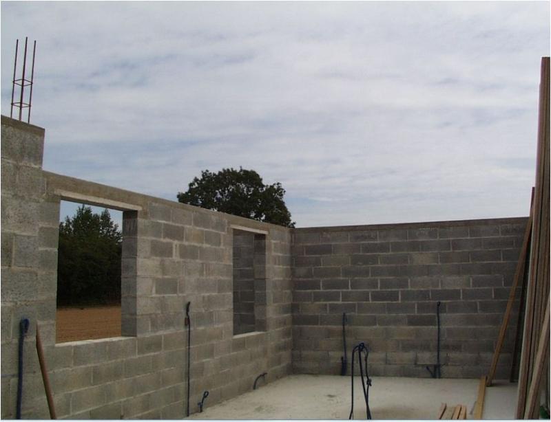 AUTO-CONSTRUCTION :  LA MAISON D'EN FACE - Page 4 Const155