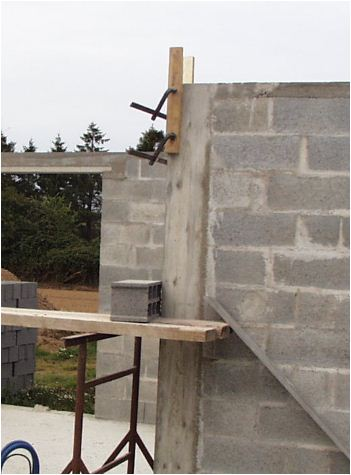 AUTO-CONSTRUCTION :  LA MAISON D'EN FACE - Page 4 Const161
