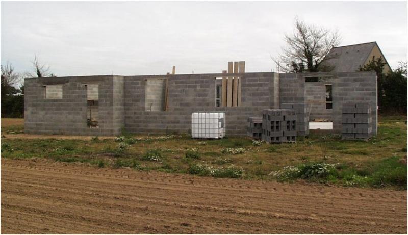 AUTO-CONSTRUCTION :  LA MAISON D'EN FACE - Page 4 Const163