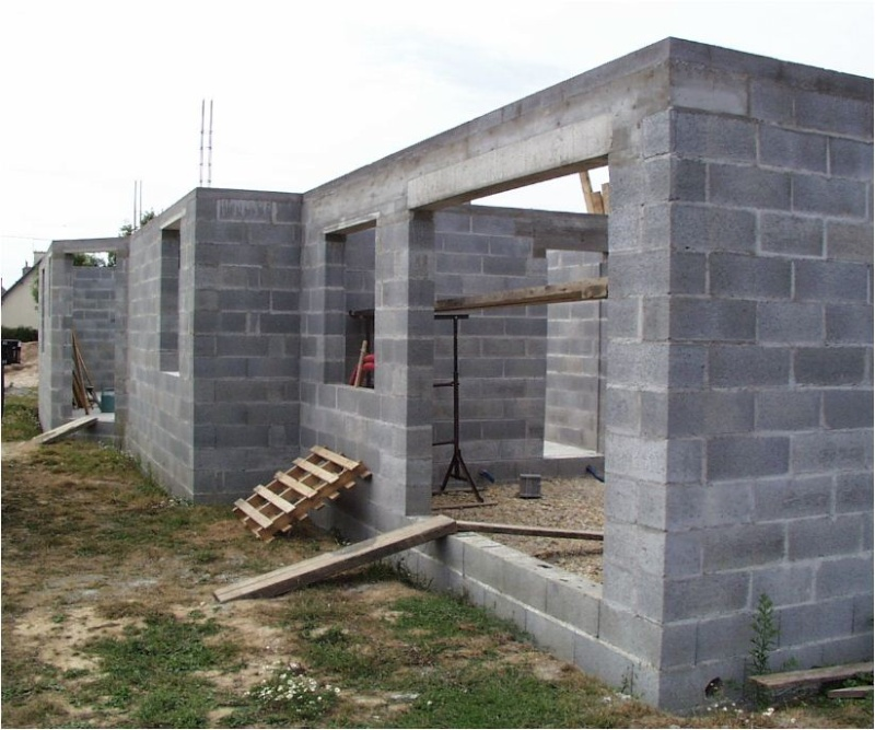 AUTO-CONSTRUCTION :  LA MAISON D'EN FACE - Page 4 Const164