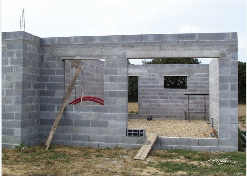AUTO-CONSTRUCTION :  LA MAISON D'EN FACE - Page 5 Const175