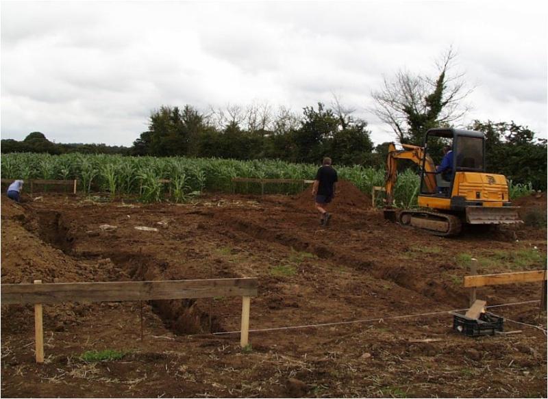AUTO-CONSTRUCTION :  LA MAISON D'EN FACE Constr42
