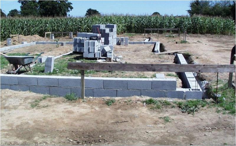 AUTO-CONSTRUCTION :  LA MAISON D'EN FACE - Page 2 Constr67