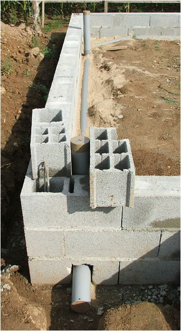 AUTO-CONSTRUCTION :  LA MAISON D'EN FACE - Page 2 Constr79