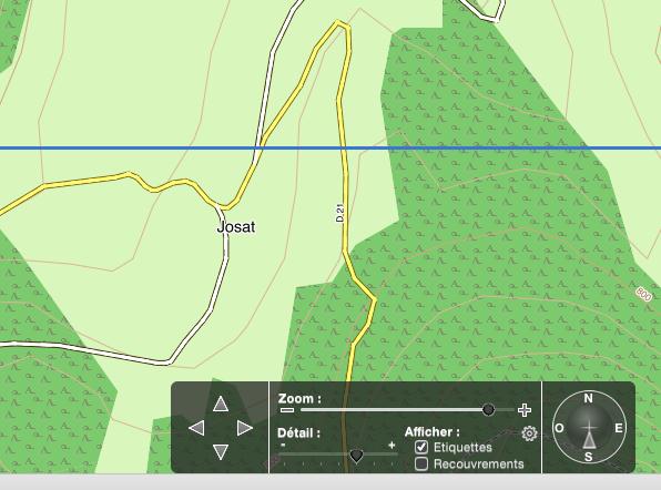 BaseCamp: désafficher une tuile (vue sattelites) BirdsEye ? Captur21