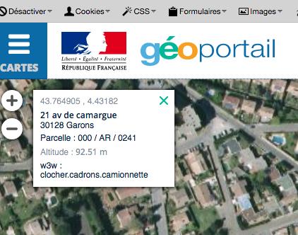 etrex 35 touch+geoportail Captur38