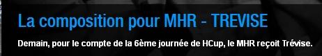 PRONOS 2013/2014 . MHR - UBB - Page 2 Mhr310