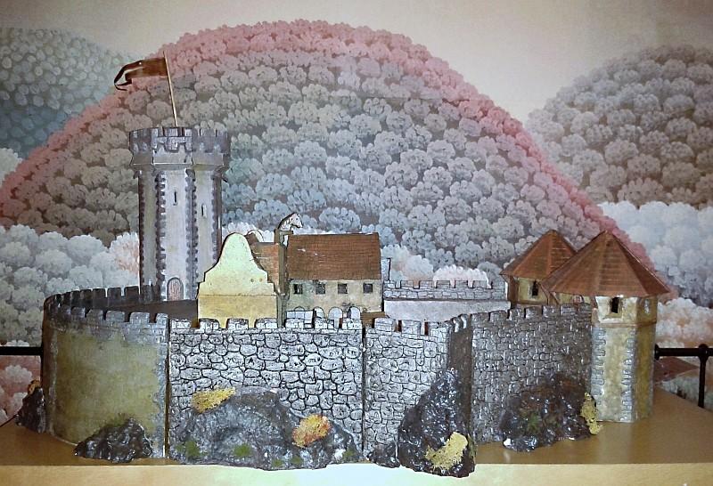 Burg für Warhammer Fantasy 01burg10
