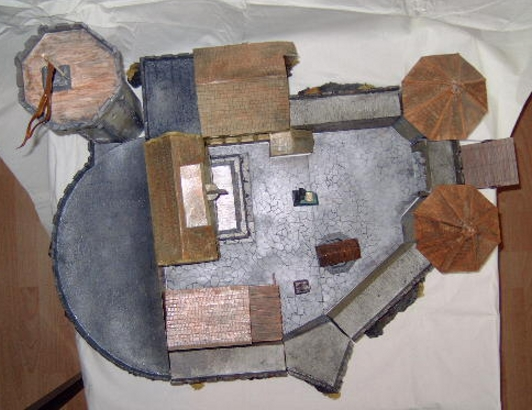 Burg für Warhammer Fantasy 02burg10