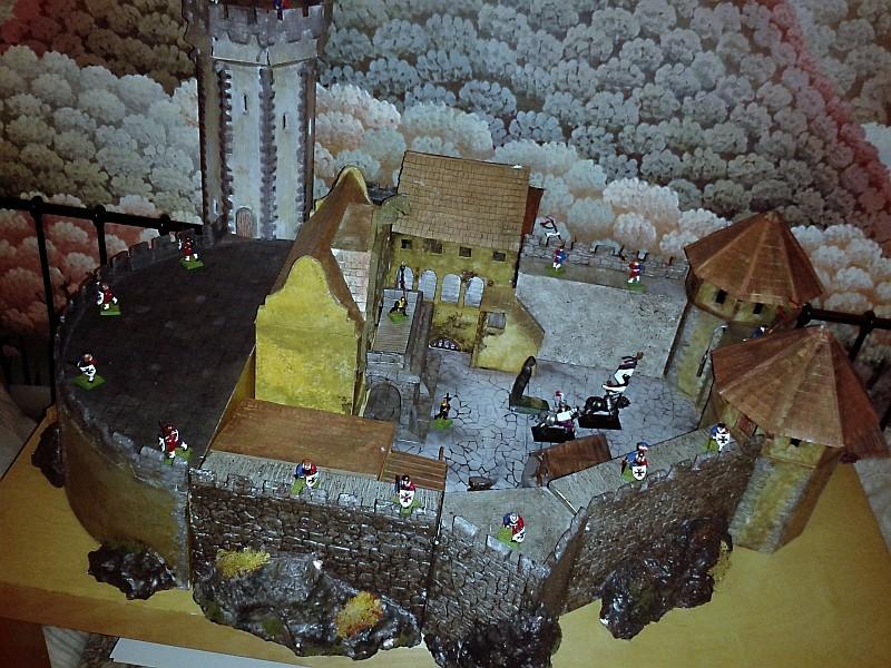 Burg für Warhammer Fantasy 02burg11