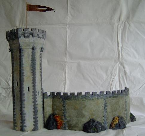 Burg für Warhammer Fantasy 03berg10