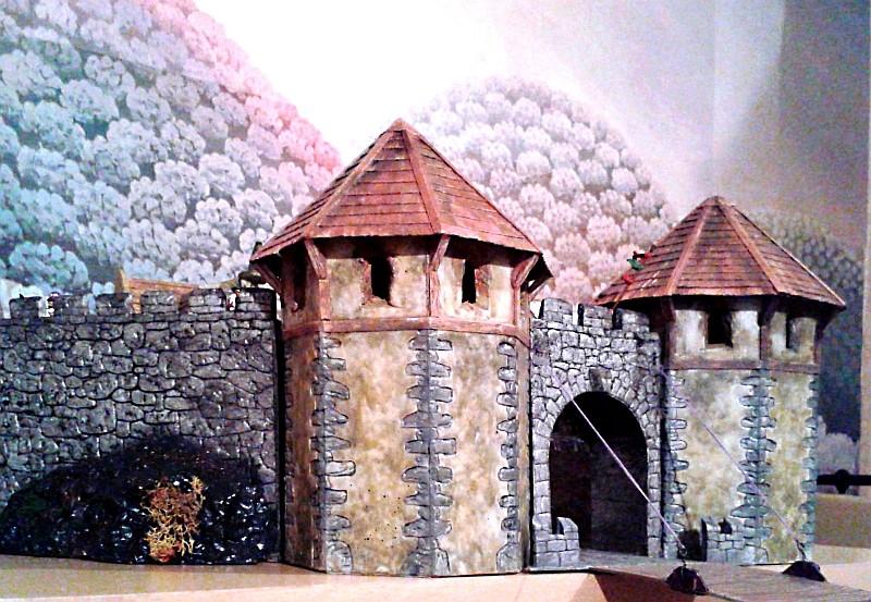 Burg für Warhammer Fantasy 05burg10