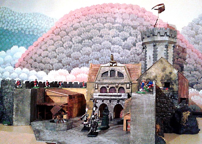 Burg für Warhammer Fantasy 07stal10