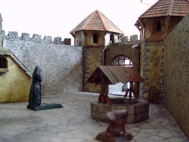 Burg für Warhammer Fantasy 10burg10