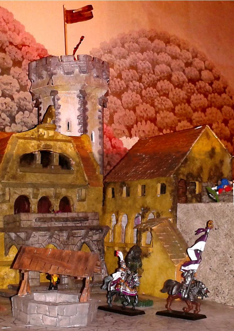 Burg für Warhammer Fantasy 12ges10