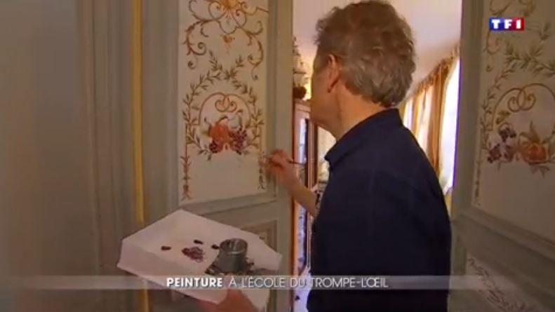 L'art du trompe-l'oeil à Versailles  Sably_10