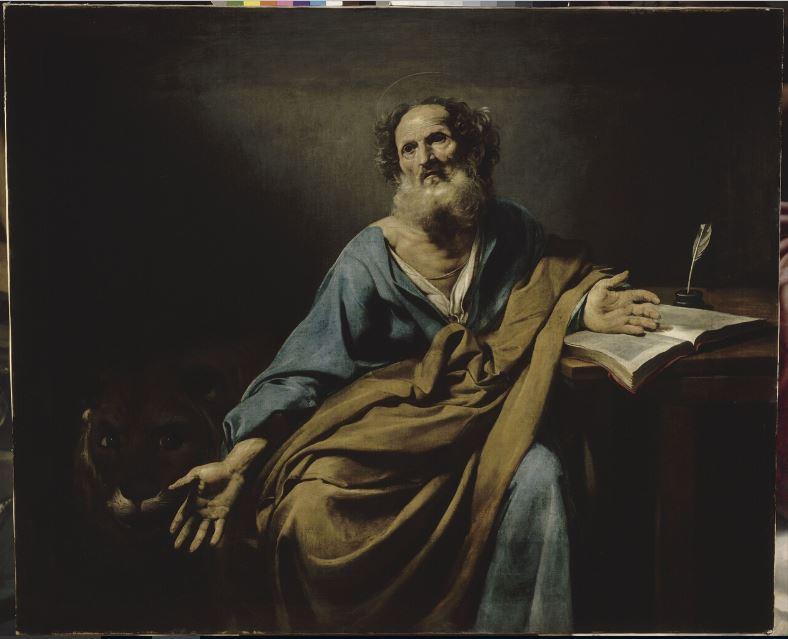 Exposition Valentin de Boulogne au Louvre en 2017 Valent12