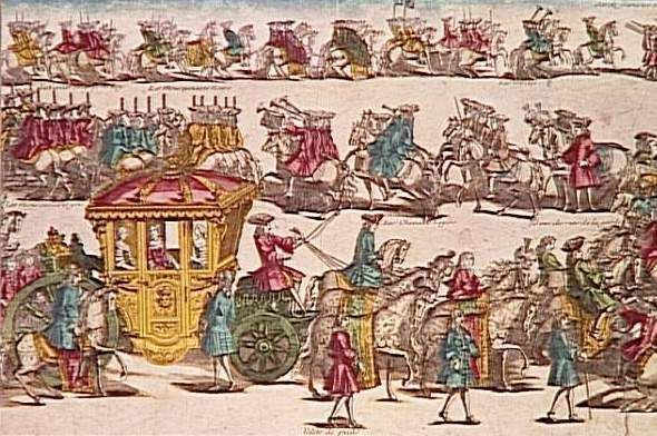 16 mai 1770: L'arrivée de Marie-Antoinette à Versailles 180px-13
