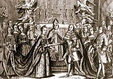 16 mai 1770: Mariage en personne du Dauphin et de Marie-Antoinette 220px-16