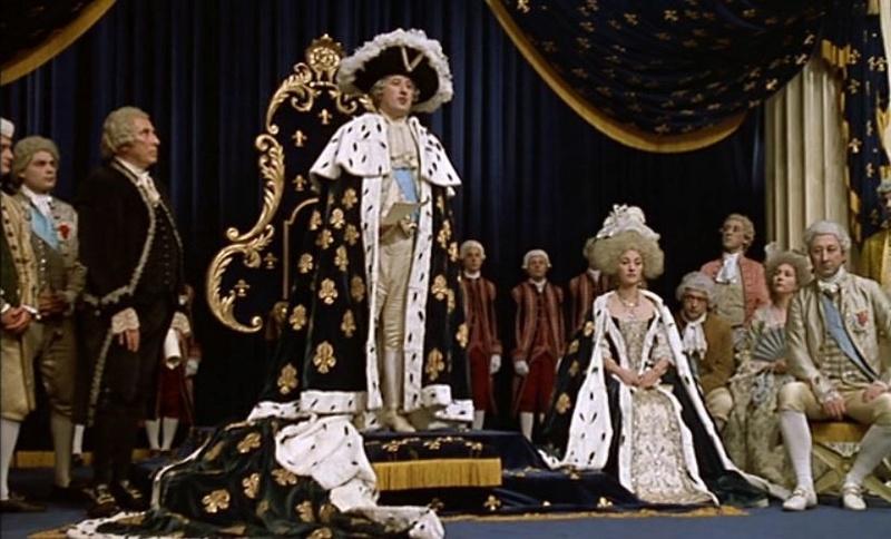 Les Etats Généraux - 05 mai 1789: Ouverture des états généraux - Salle des Menus-Plaisir  Louisb10