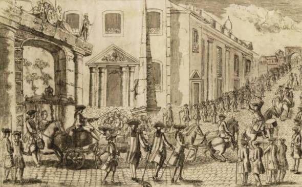 07 mai 1770: Marie-Antoinette est arrivée à Strasbourg Ob_7a714