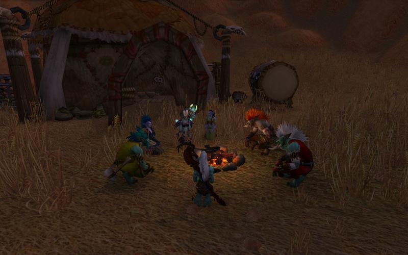 Rencontre trolle dans les Tarides Wowscr32