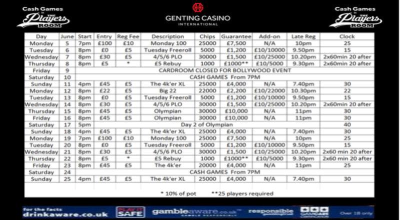 New Genting Resortsworld Schedule Gic10