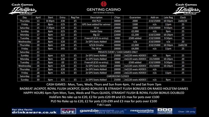 GIC Resortsworld Schedule till End April Gic_ne10