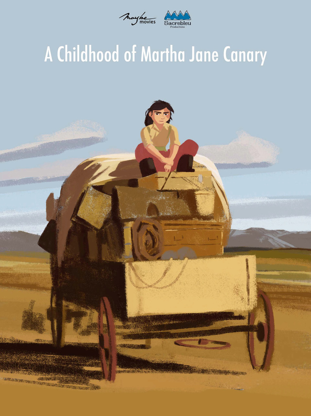 [Sacrebleu Productions] Calamity, une enfance de Martha Jane Canary (2018) Une-en10