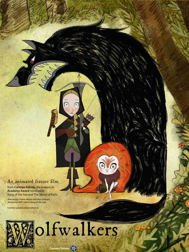 [Cartoon Saloon] Wolfwalkers : le nouveau film de Tomm Moore ! (201?) Wolfwa12