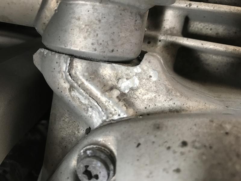 """Corrosion - remplacement moteur et """"final drive"""" Img_2511"""