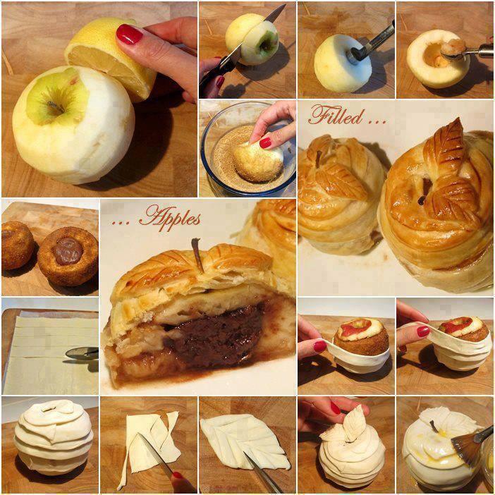 Pommes au four Pomme_10