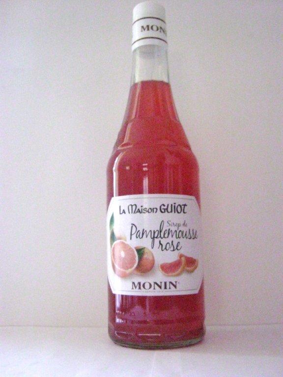 Rosé pamplemousse Sirop_10