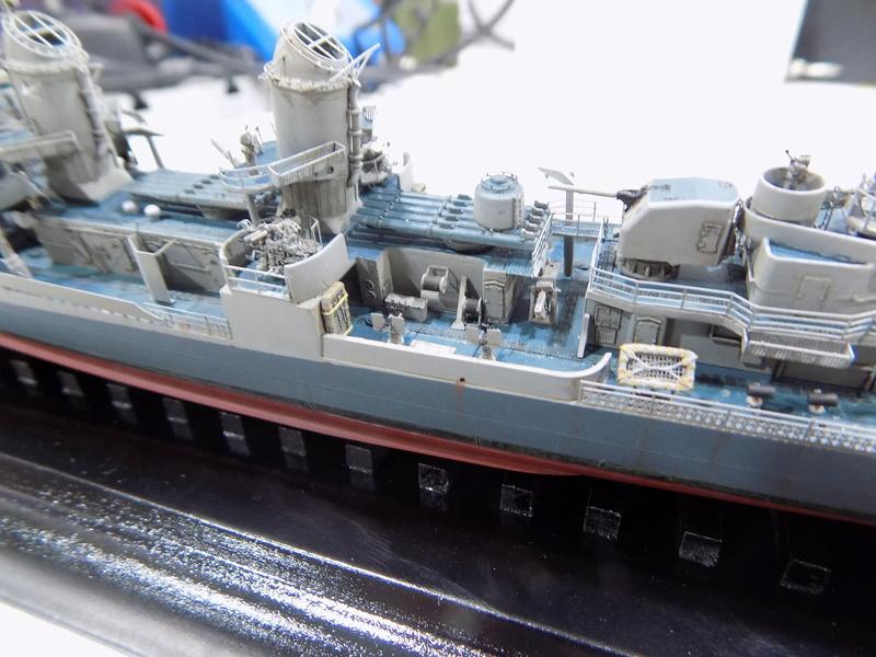 USS WILLIAM D PORTER DD-579 TAMIYA 1/350 - Page 6 Dscn0372