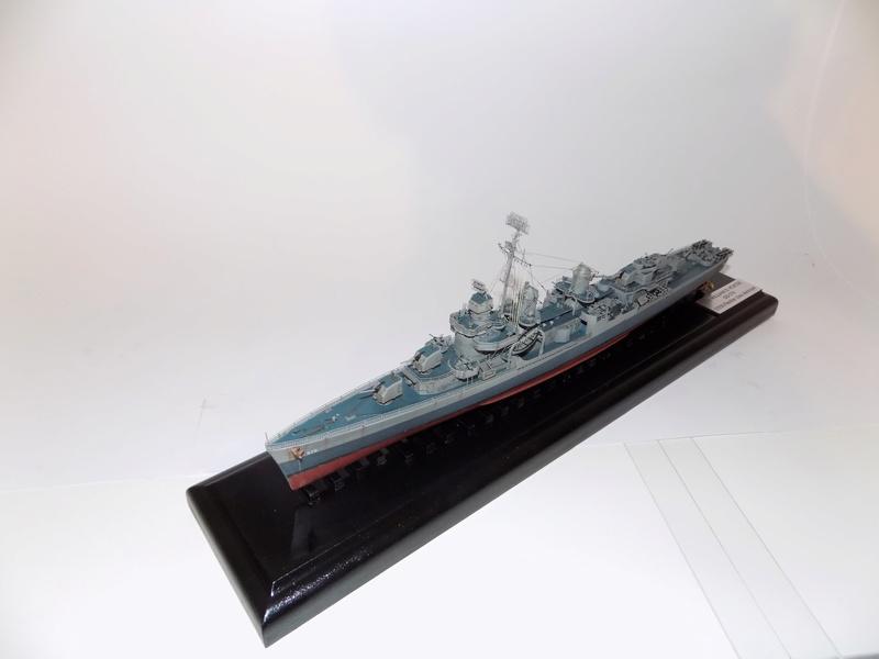 WILLIAM D. PORTER DD579 Fletcher Class Destroyer - Tamiya 1/350 Dscn0413