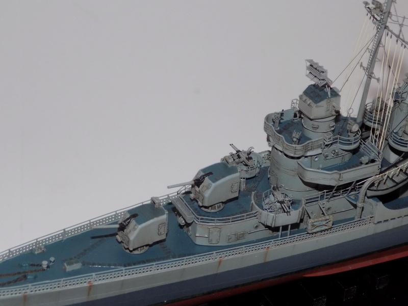 WILLIAM D. PORTER DD579 Fletcher Class Destroyer - Tamiya 1/350 Dscn0433