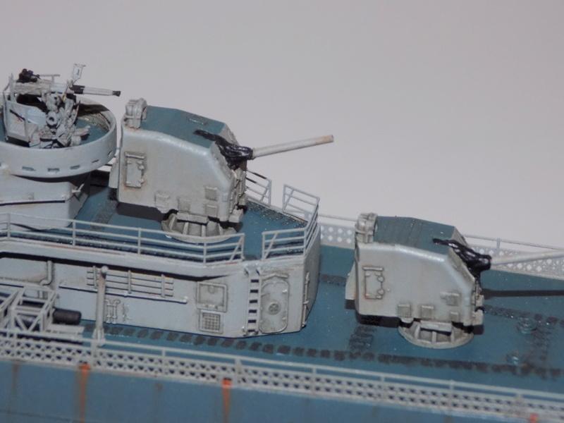 WILLIAM D. PORTER DD579 Fletcher Class Destroyer - Tamiya 1/350 Dscn0437