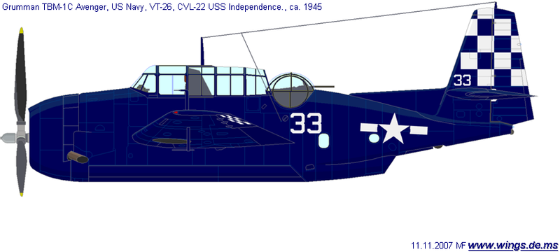 USS INDEPENDENCE CVL22 DRAGON 1/350 - Page 2 Vt-26-10